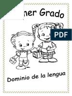 Muestra Cuaderno Dominio de La Lengua