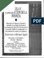 Historia de La Infancia-Sandra Carli