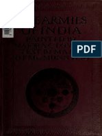 Armies of India (1911) Color