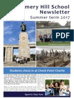 Amery Hill News July 2017