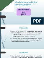 03 - Transístor JFET (Concluído)