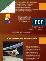 Componentes de La P.P