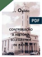 Contribuição à História Eclesiástica de Patos