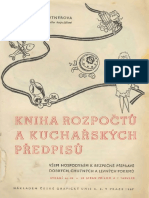 Kniha Rozpoctu Janku Sandtnerova