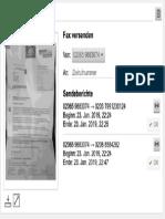 Sendeberichte - AOK - Pflegeberatungstermin - 23. Hartung 2019