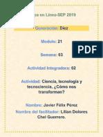 Felix Perez Javier M21S3AI6 Comonostransforman