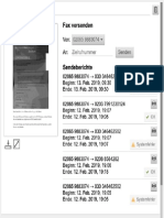 Sendeberichte - AOK - L i t s c h Martin Und H o y e r Jens Martin - Systemfehler - AOK Oberhausen - An Mich - 12. Hornung 2019 - 13. Hornung 2019
