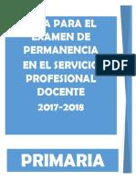 GUIA RESUELTA PARA EL EXAMEN DE PRIMARIA.pdf