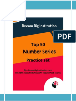 Number Series Top 50 (DreamBinstitution). )