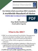 BRC Training Courses