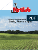 Manual de muestreo de suelos, Fertilab (1).pdf
