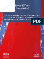 La Izquierda Latinoamericana Steve Ellner