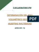 210810553 Determinacion Del Peso Volumetrico Seco en Muestras Inalteradas 2