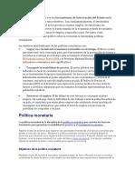 Proyecto Economia II