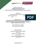 Factores que influyen en la Población de Tortugas - Propuesta
