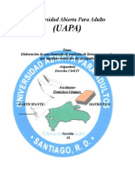 DEMANDA CIVIL EN PARTICION DE BIENES SUCESORIAL TRABAJO FINAL CIVIL IV.doc
