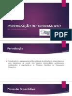 Periodização de Treinamentos