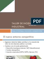 Clase 2 - Estrategia Innovacion y Competitividad