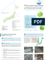 Water System Improvement and Biodiversity Recovery