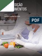 Livro Proprietário de Composição Dos Alimentos