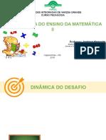 Aula de Metodologia Da Matemática II