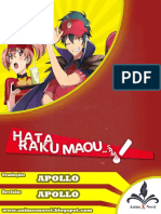 Hataraku Maou Vol 1 Cap 1-3
