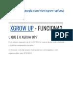 Xgrow Up - Funciona | Aumento Peniano garantido