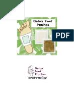 Detox Patches technoczar