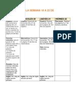 Contenidos Vocacionales 1 Periodo y tareas