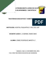 OTROS TRASTORNOS PSIQUIATRICOS Y SOMATOMORFOS