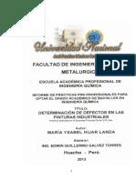 Informe de Practicas Pinturas Hijar_landa