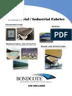 BondCote Commercial Brochure 2010