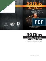 40 días de Consagración y Año Bíblico.pdf