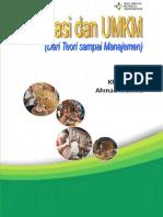 1. Koperasi Dan UMKM - Dari Teori Sampai Manajemen