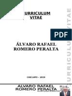 Curriculum Vitae - Alvaro
