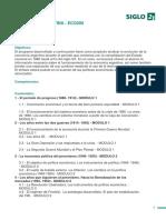 Economía Argentina - Eco206