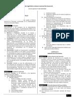 Decreto Legislativo N° 1441  - Sistema Nacional de Tesoreria
