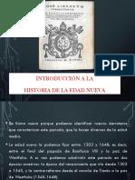 Tesis 1 - Introducción a la Historia Nueva.pptx