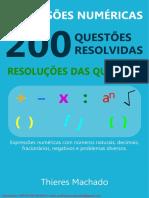 eBook Expressoes Numericas Solucoes