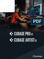 Manual do Cubase