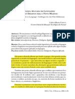 Faraco - artigo  (2001)
