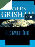 A Convocatoria - John Grisham