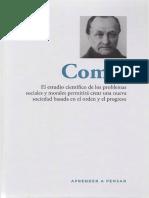 Aprender a pensar - 54 - Comte.pdf