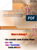 1 Begining the Study of Biol-review