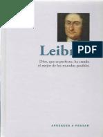 Aprender a pensar - 29 (2) - Leibniz.pdf