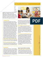 Executive Function Activities for 3- To 5-Year-olds