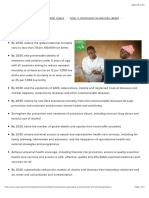 Goal 3 targets | UNDP