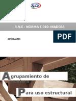 Norma e. 010- Exposicion