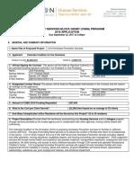Colorado Coalition for the Homeless CSBG 2018 Application