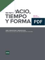 REVISTA  Espacio, Tiempo y Forma, Serie III, Historia Medieval, 2018